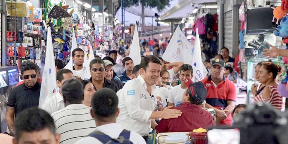 "Francisco Jiménez: ""Quiero que me reconozcan como el alcalde del empleo"""