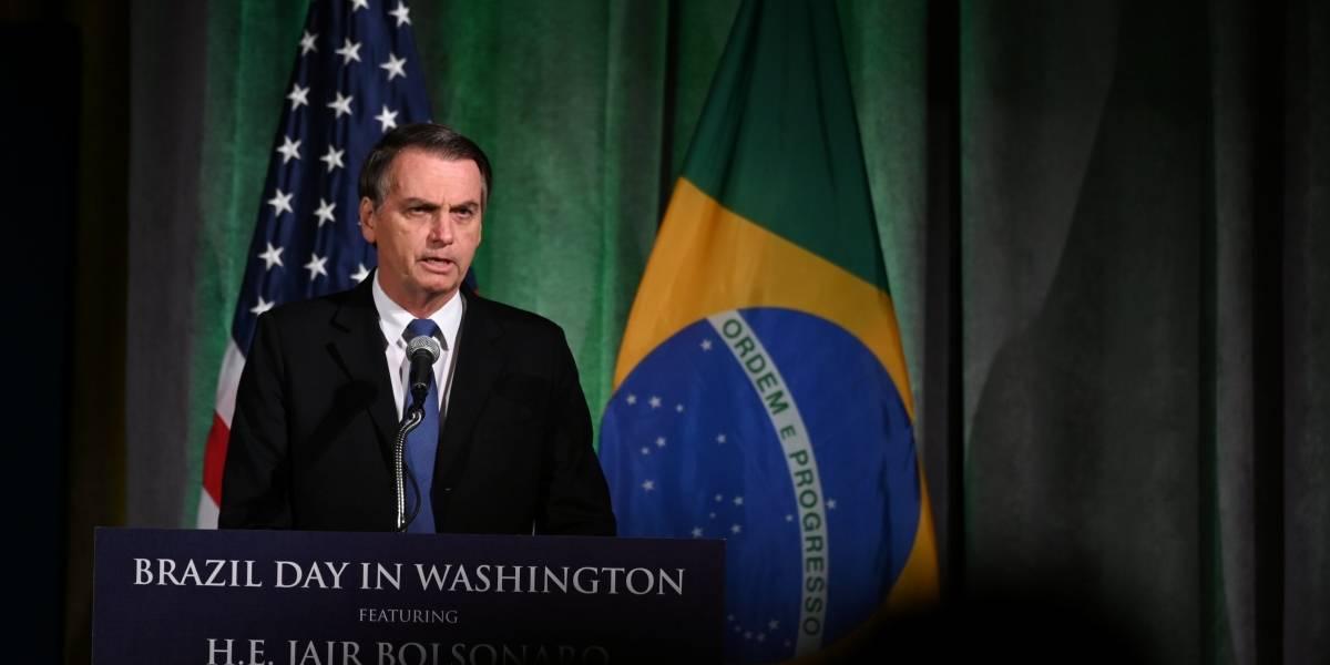 Jair Bolsonaro e Donald Trump se reúnem nesta terça na Casa Branca