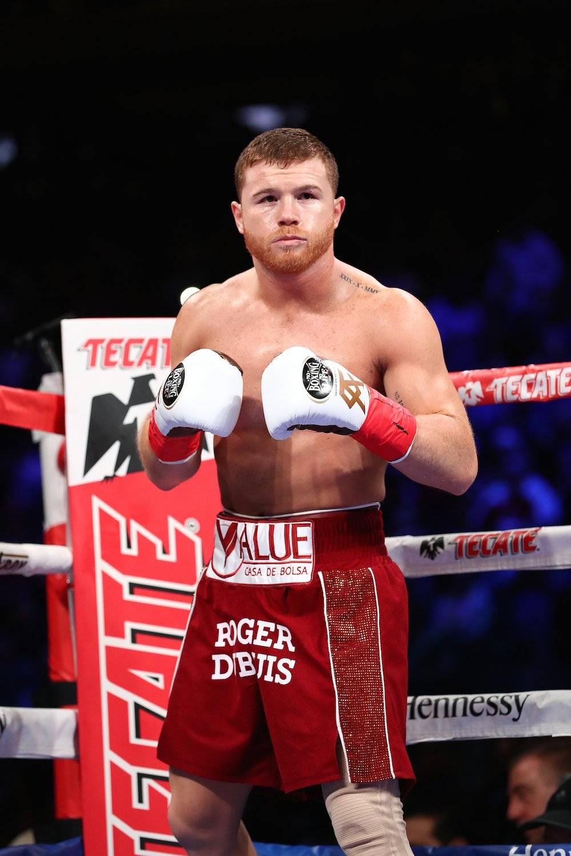 """Saúl """"Canelo"""" Álvarez: 365 mdd por cinco años y 11 peleas. / Getty Images"""