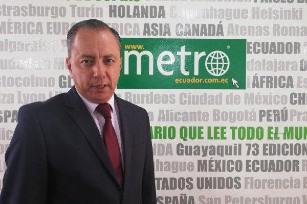 """El proyecto """"Ciudad Cívica"""" de Xavier Buendía para llegar a la Alcaldía de Quito"""