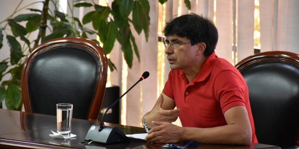 Carlos Pauta, candidato al CPCCS presenta su propuesta de trabajo