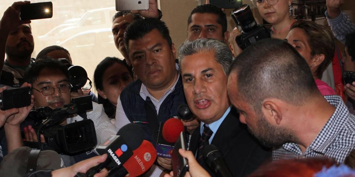 Equipo de Monreal acusa al gobierno de Tamaulipas de corrupto y mentiroso