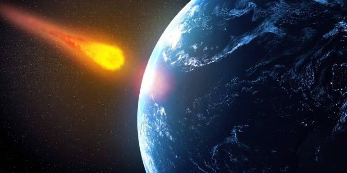 Gigantesco meteorito con la potencia de 11 bombas atómicas explotó sobre el mar de Bering y nadie se enteró