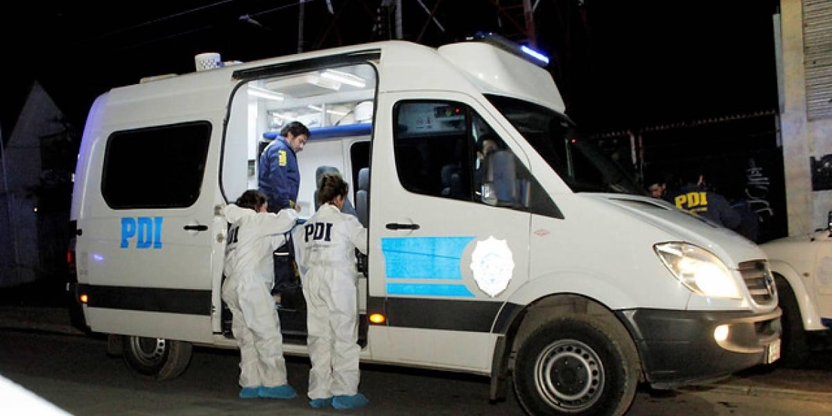 Desconocidos atacan a balazos una casa en Melipilla y matan a menor de 17 años