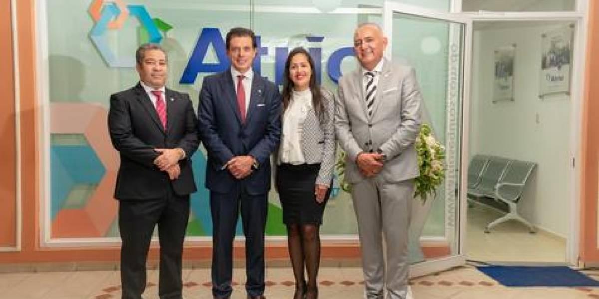 #TeVimosEn: Atrio Seguros inaugura sucursal en San Francisco de Macorís