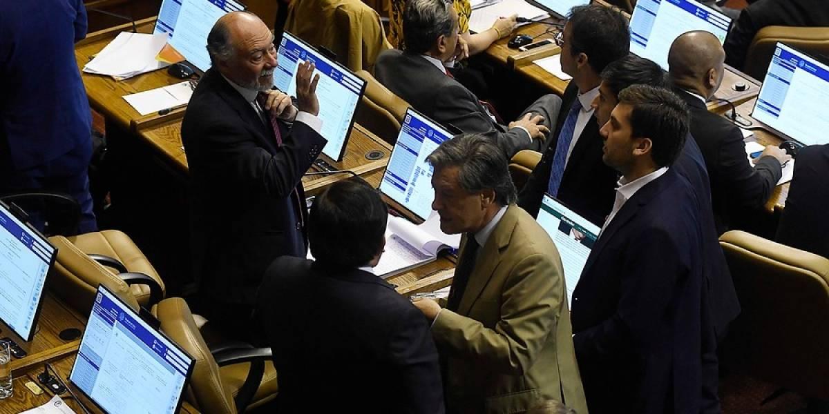Vuelco total: Iván Flores supera a Jaime Bellolio y se convierte en nuevo presidente de la Cámara de Diputados