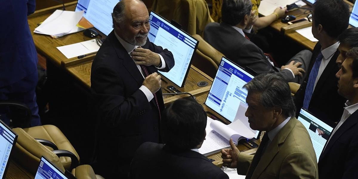El susto que pasó la oposición durante la votación por la presidencia de la Cámara
