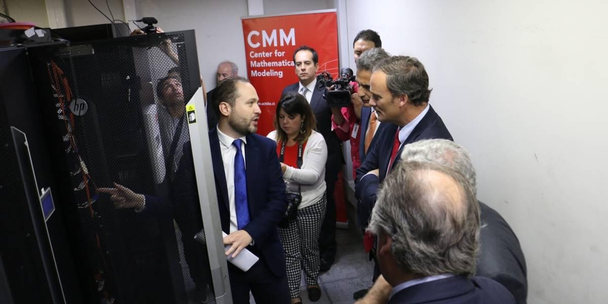 Gobierno de Chile usará Súpercomputadora para hacer prevención de desastres naturales
