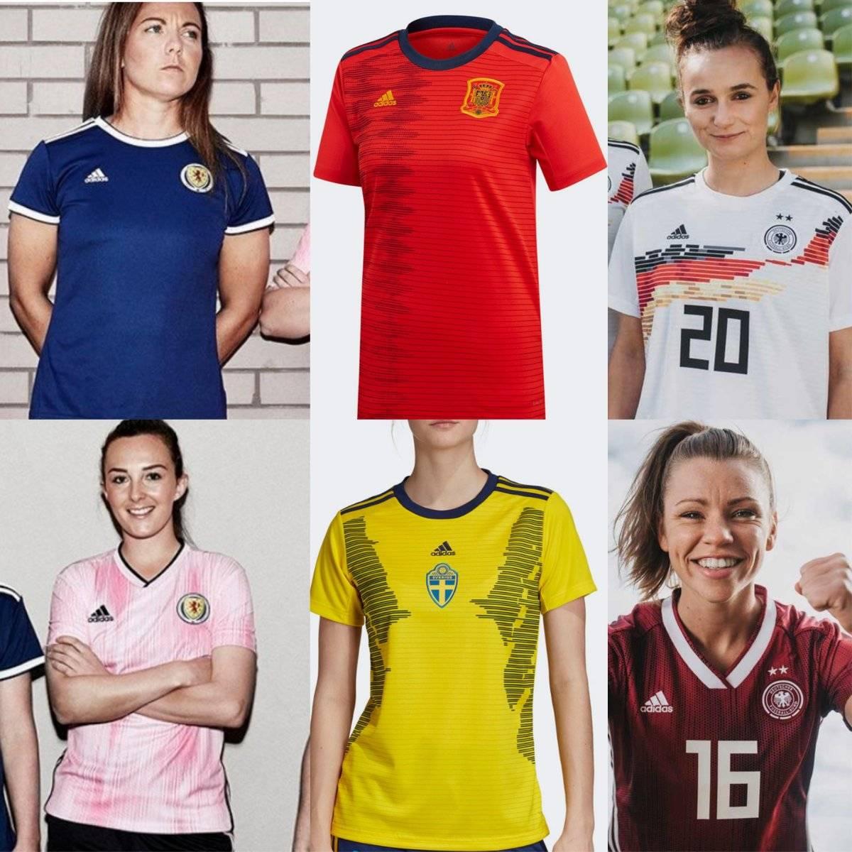 camisetas mundial femenino 2019
