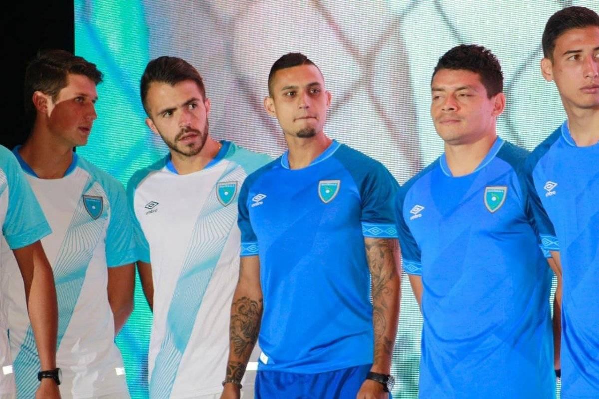 Nueva Camisola de la Selección Nacional