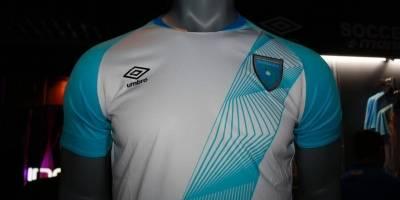 Nueva Camisola Selección Nacional