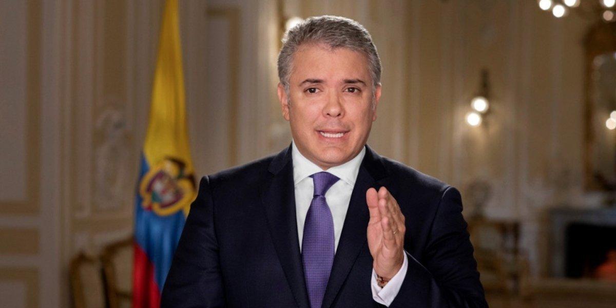 Presidente Iván Duque declarará 75 municipios y dos departamentos libres de minas antipersona