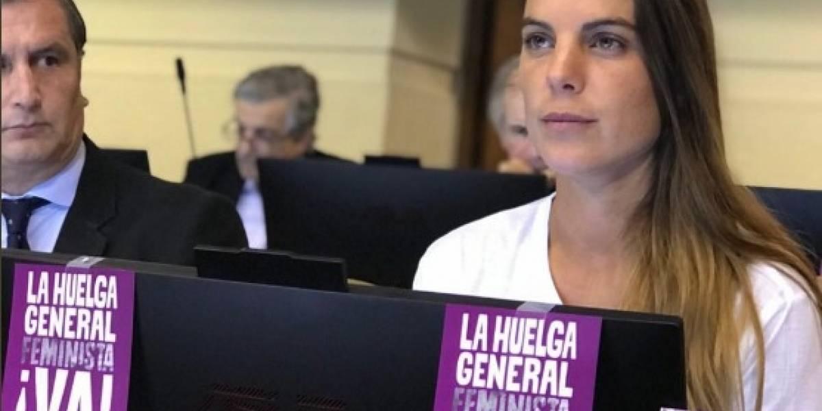 """La polémica solicitud del gobierno chileno, diputadas deben asistir con """"vestido corto"""" a un almuerzo con Bolsonaro"""