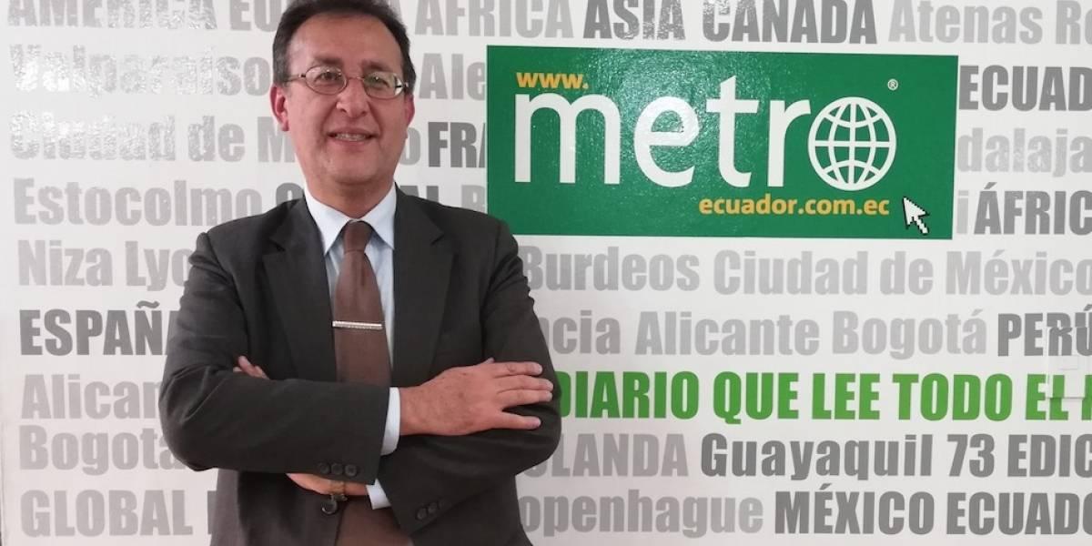 Víctor Hugo Erazo quiere ser el Alcalde que elimine la delincuencia