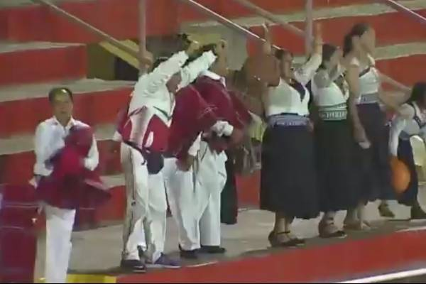 Unión Española vs Mushuc Runa: Conmebol resaltó a hinchas del 'Ponchito' en Copa Sudamericana