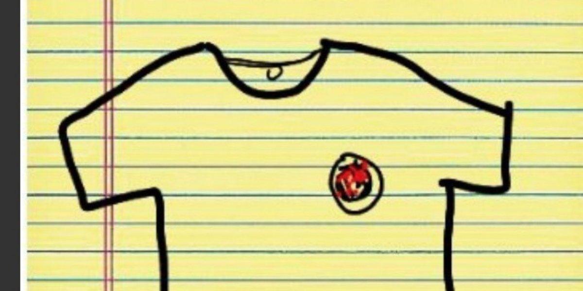 La nueva camiseta de la Selección, foco de burlas en redes sociales