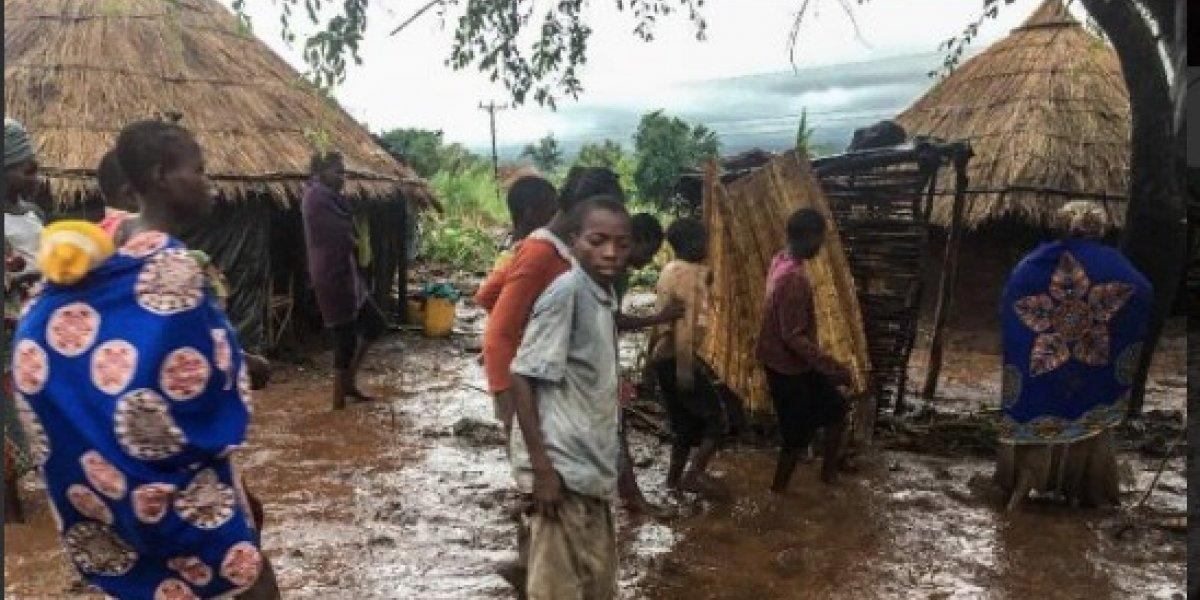 Ciclón en África: Las víctimas podría superar el millar