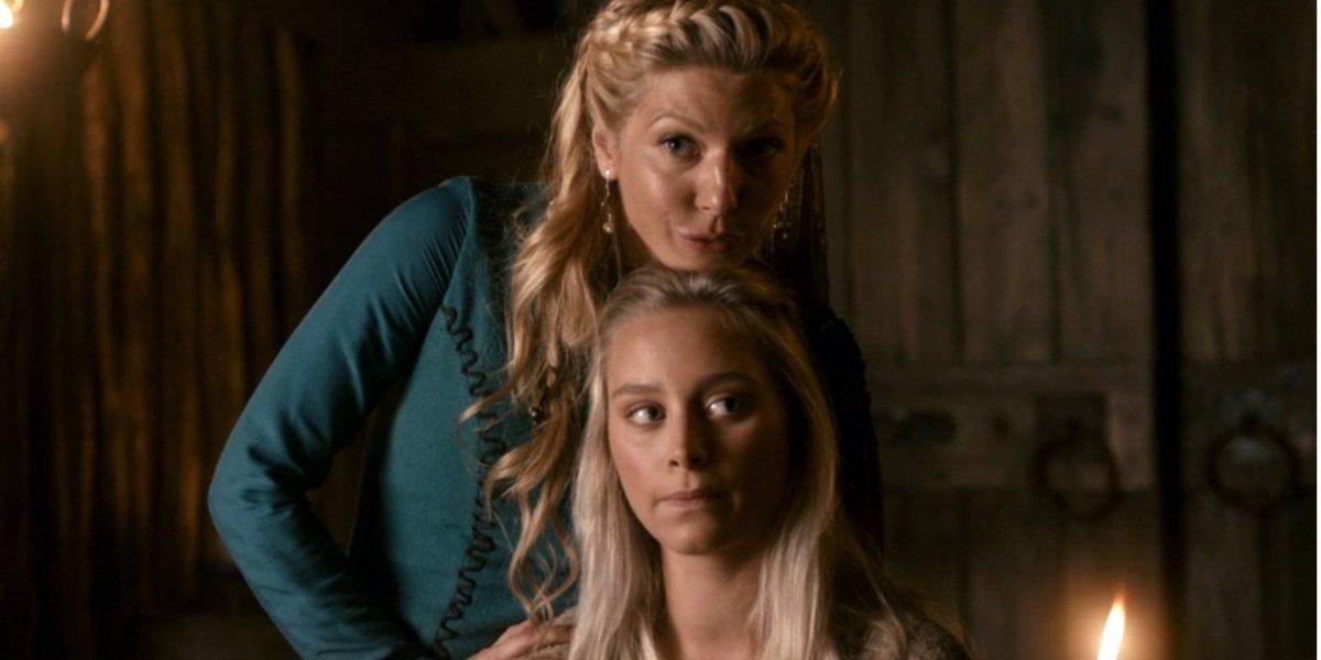 Vikings: Atriz muda radicalmente de look após saída da série