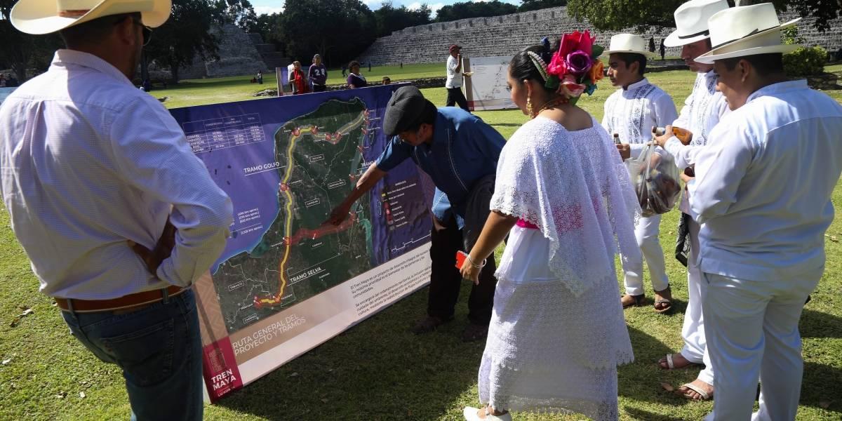 Costo de estudios para el Tren Maya sube de 120 a 972 mdp