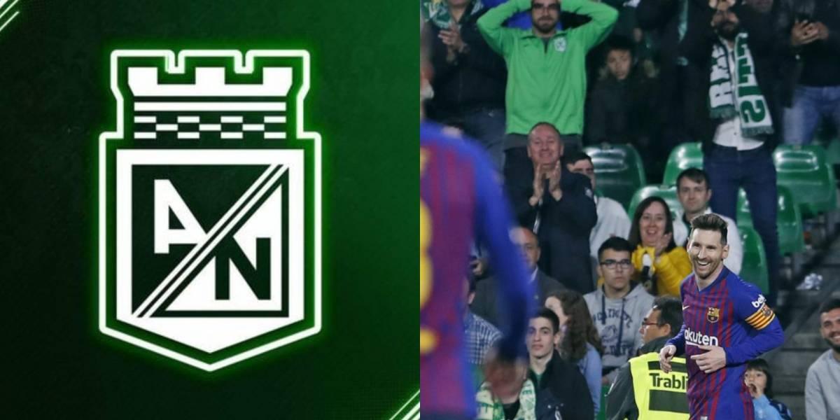 La decisión de Nacional con hincha que apareció en fotografía del Barcelona despertó envidias