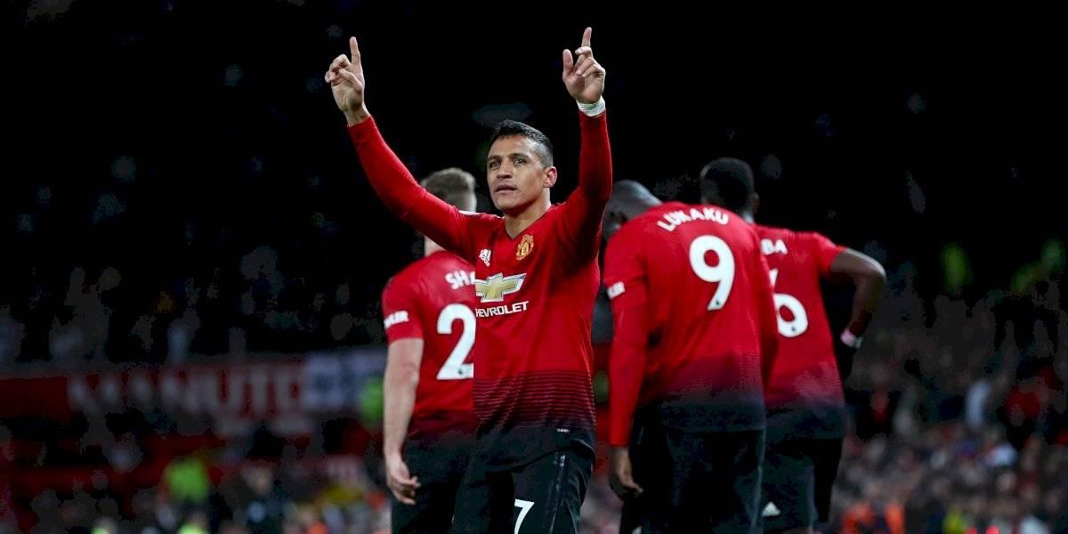 """Solskjaer confirma que Alexis se quedará en el United pero que """"está 4 o 5 semanas detrás de sus compañeros"""""""