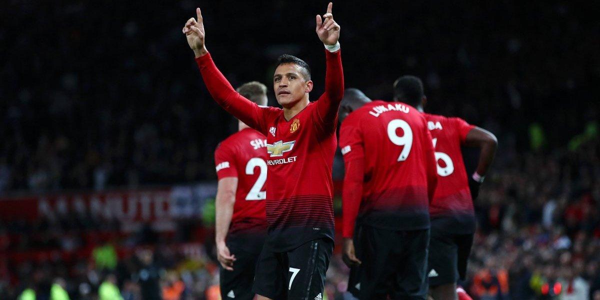 """Alexis busca recuperar su mejor nivel en Manchester United: """"Quiero seguir mostrando mi amor por el fútbol"""""""