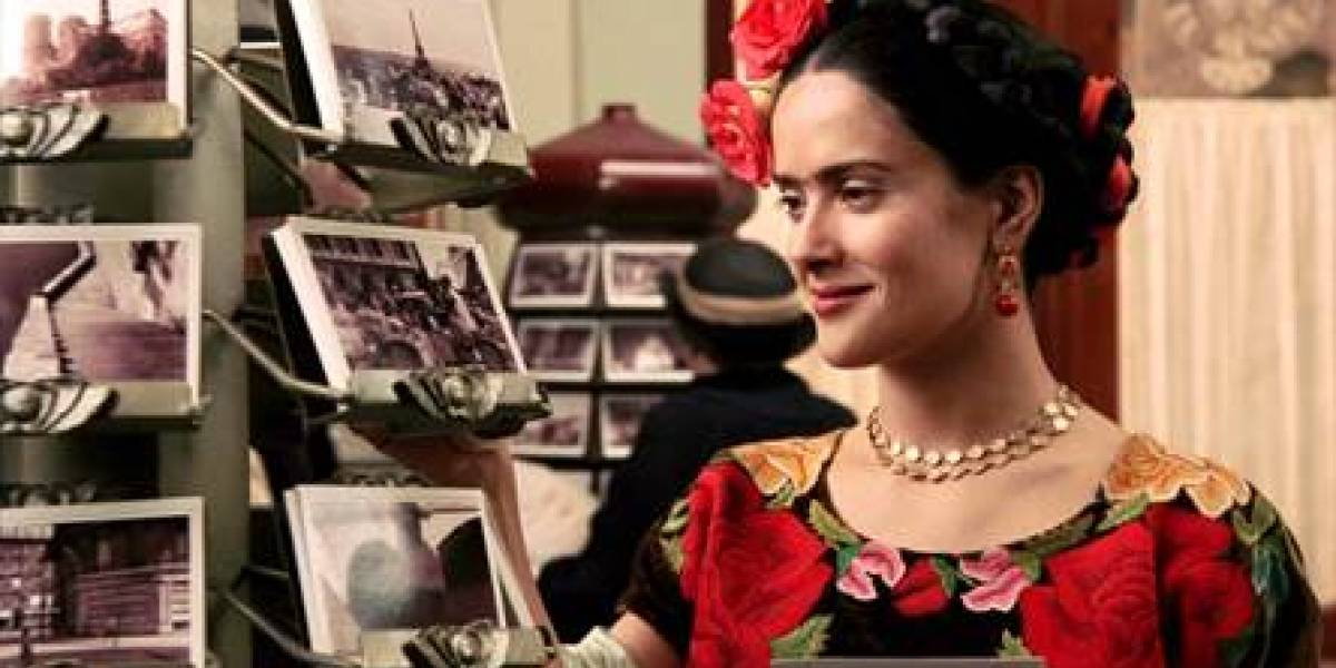 'Frida', la vida de la artista llega a OnDIRECTV