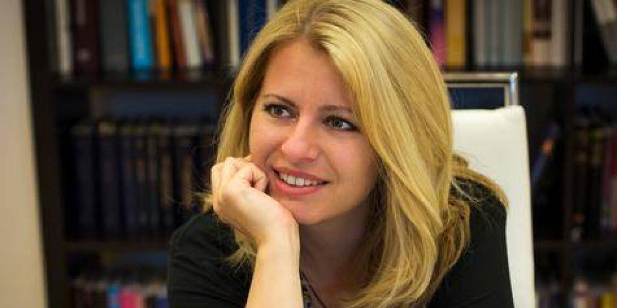 Ella es la nueva cara de la lucha contra la corrupción en Europa