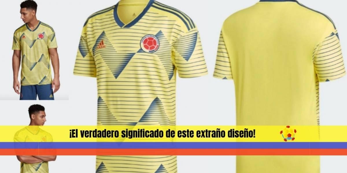 Será ejemplo técnico  FOTOS   El significado del diseño del uniforme de selección Colombia para  2019 de adidas (bailarines de cumbia)