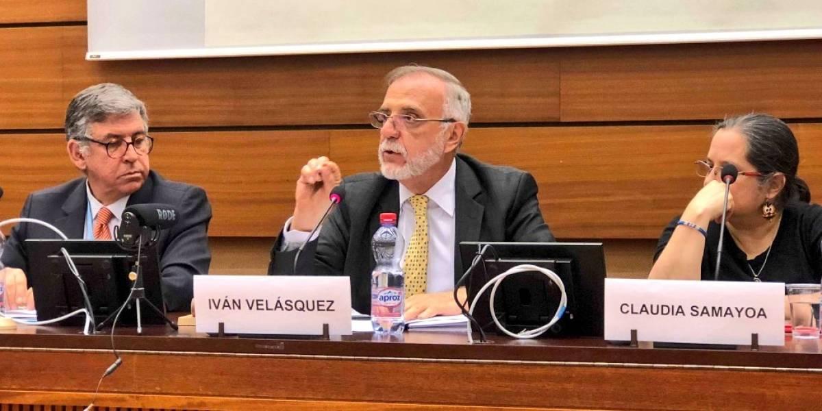 """Velásquez: """"Cuando la justicia actúa tiene gran respaldo ciudadano, pero gran rechazo del poder"""""""