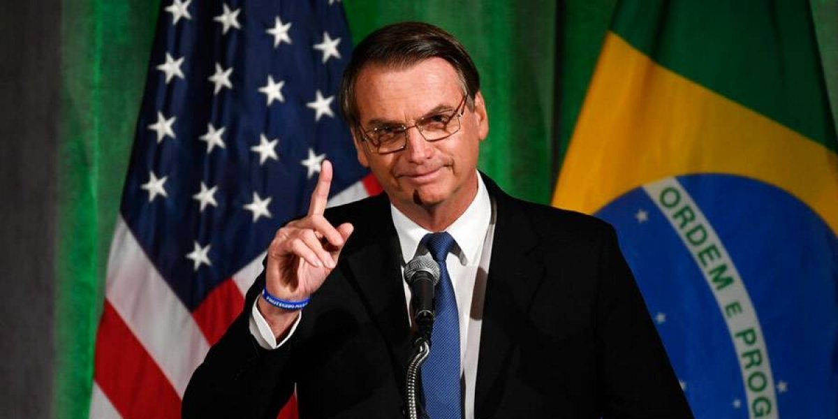 Presidente de Brasil visita CIA en gira por EE. UU.