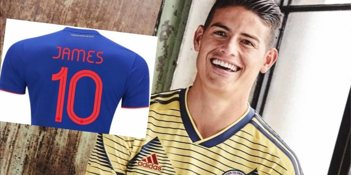 9d979d0bc Colombia tendrá la misma camiseta alternativa para Copa América Brasil 2019