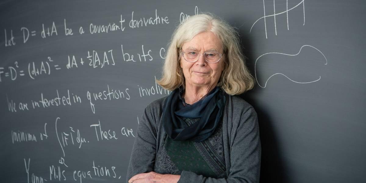 "Karen Uhlenbeck, primera mujer en ganar el ""Nobel"" de matemáticas"