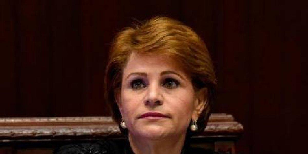 Ola de críticas a Lucía Medina por pedir apoyo a reelección de Danilo