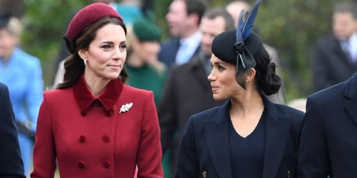 Ocho años le llevó conseguir a Kate Middleton el privilegio que Meghan Markle obtuvo en un mes