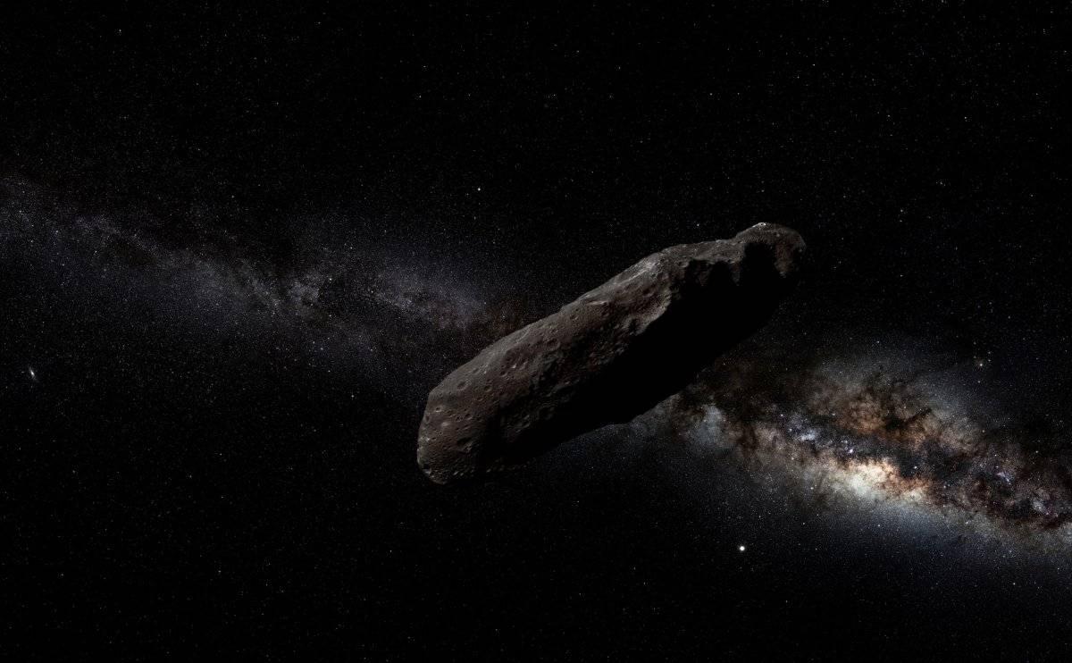 """Conoce a """"Black Night"""", supuesta nave extraterrestre que vigila a la Tierra hace miles de años"""