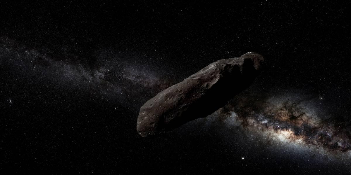 Científicos descubren presencia de gas en un cometa interestelar