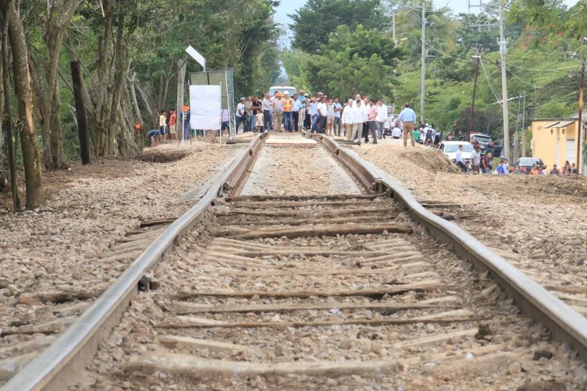 Tren Maya Foto: Cuartoscuro