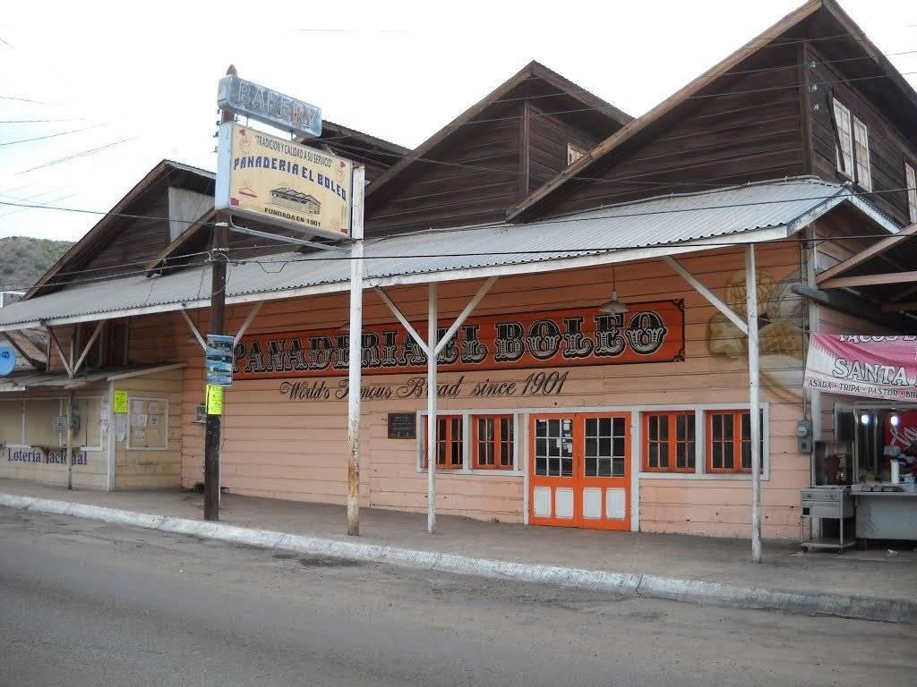 Panadería El Boleo
