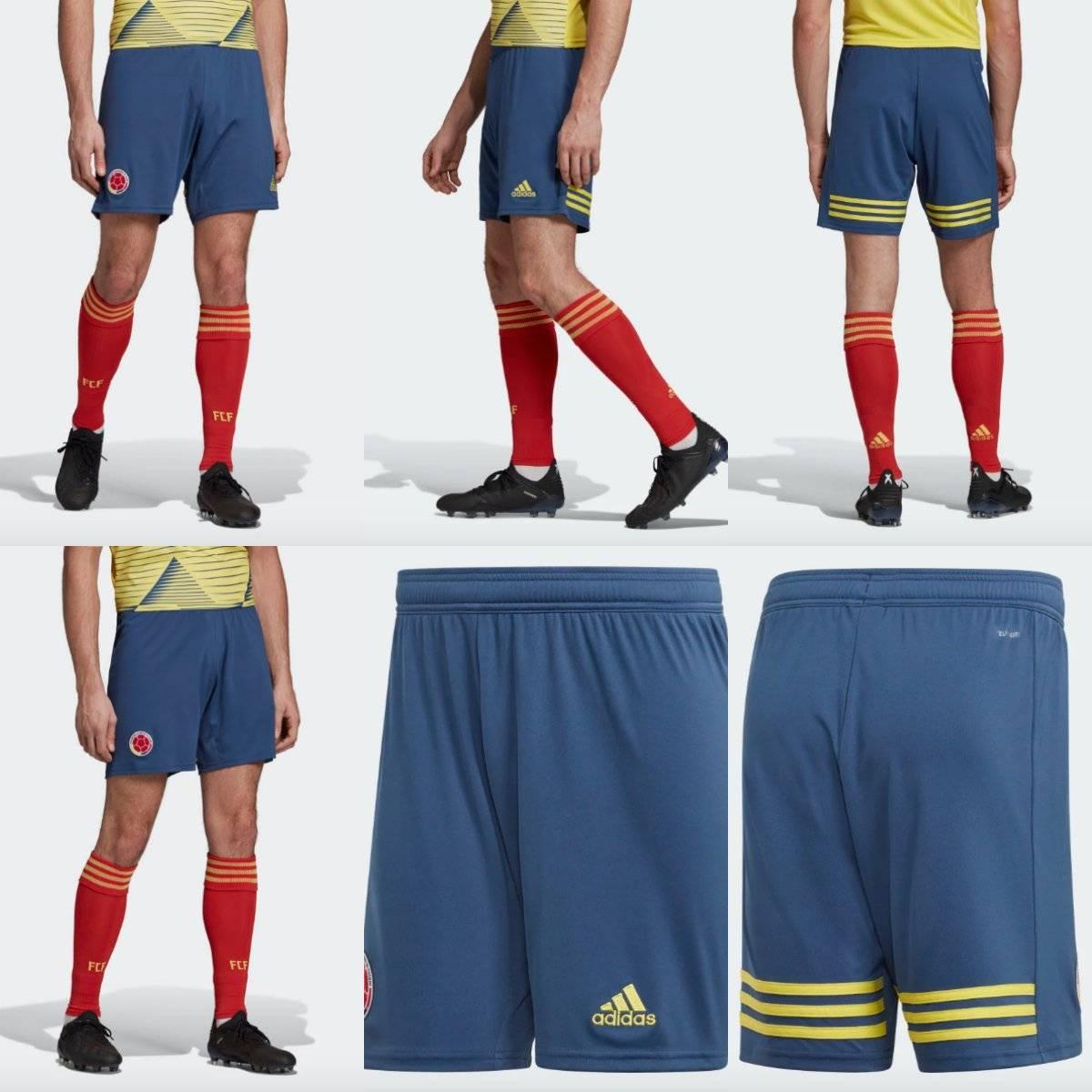 2. significado del diseño del uniforme de selección Colombia para 2019