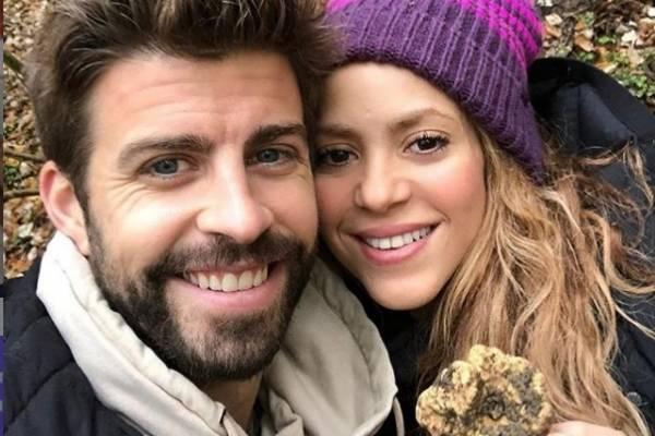 Piqué se fue de fiesta sin Shakira y un video se viralizó