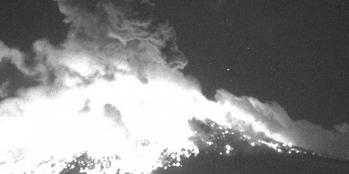 Semáforo de alerta volcánica continúa en amarillo fase 2: CNPC