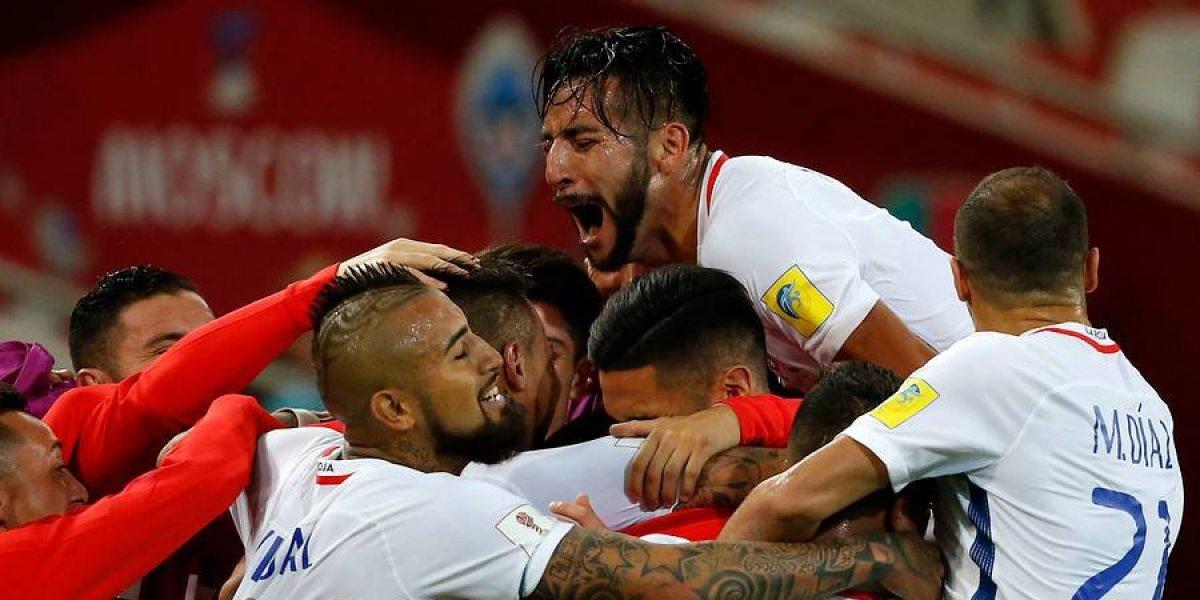 """Mauricio Isla le mandó un recado a Reinaldo Rueda: """"Ojalá vuelvan Marcelo Díaz y Eduardo Vargas a la Roja"""""""