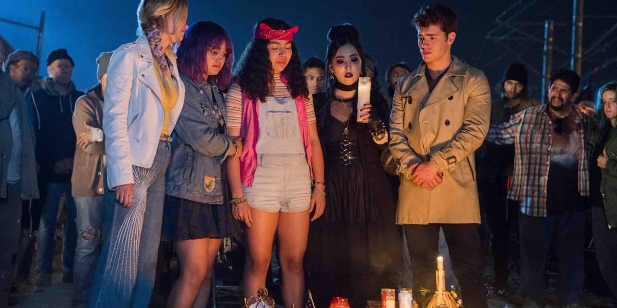 'Runaways' estrena su segunda temporada por Canal Sony
