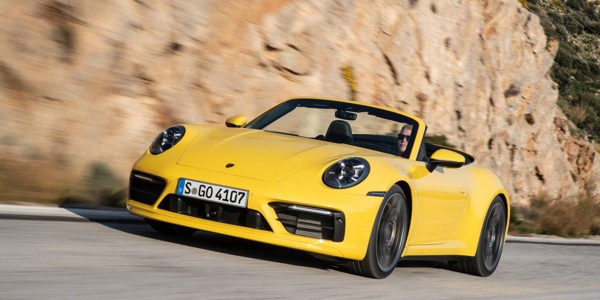 Porsche AG registró ingresos récord en el año fiscal 2018