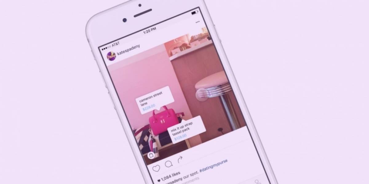 ¿Quieres comprar directamente en Instagram? La funcionalidad ya está en beta