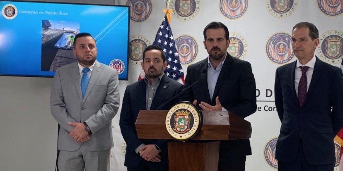 Gobernador anuncia primera modalidad de prisiones escuela en Corrección