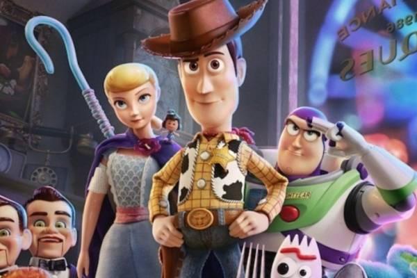 cbf72793df865 Disney lanzó un nuevo trailer de  Toy Story 4  y estas son las ...