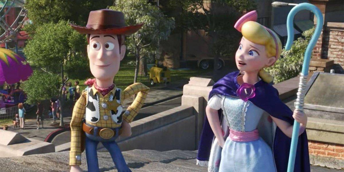 El primer tráiler oficial de Toy Story 4 revela un nuevo personaje