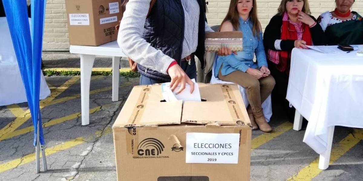 Elecciones 2019: Instituciones que sean recintos electorales no tendrán clases el 25 de marzo